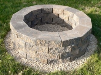 Summit Outdoors Fire Pit